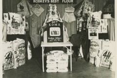 Rodkey Flour Display