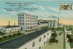 Eagle Milling Company Postcard