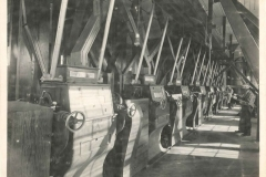 Inside Rodkey Mill, 1920