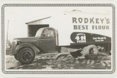 Rodkey's Best Flour Truck
