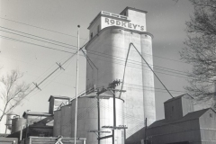 Eagle Milling Co. Grain Elevator, 1947