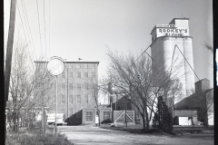 West Side of Rodkey Mill, 1947