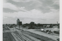 Edmond Industrial Area After Farmers Grain Fire