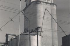 Rodkey Mill Grain Elevator, 1947.