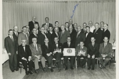 25th Anniversary of Edmond Rotary Club, 1963