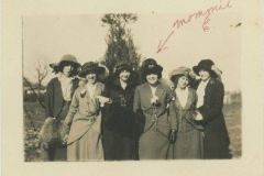 Edmond Club Women, 1922