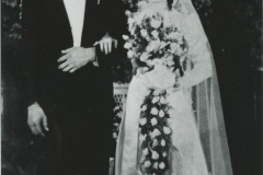 Wedding of Ken Rees and Eloise Rodkey Rees