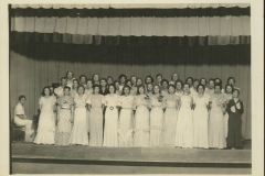 Edmond High School Girls Glee Club, 1933-34
