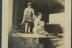 Rodkey Family on Steps
