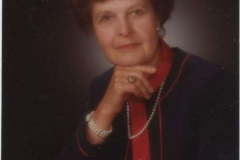Eloise Rodkey Rees Portrait, 1983