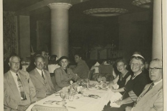 Don  and Clara Rodkey at Monteleone Hotel in New Orleans