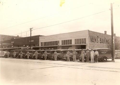 Van's Bakery
