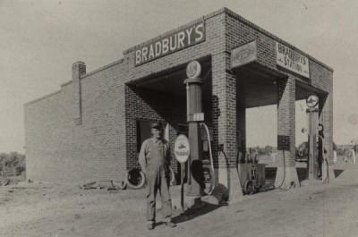 Bradbury Station
