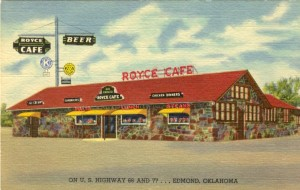 Royce Cafe