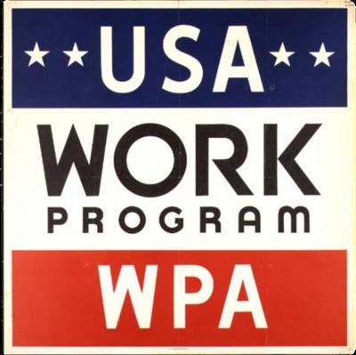USA WPA